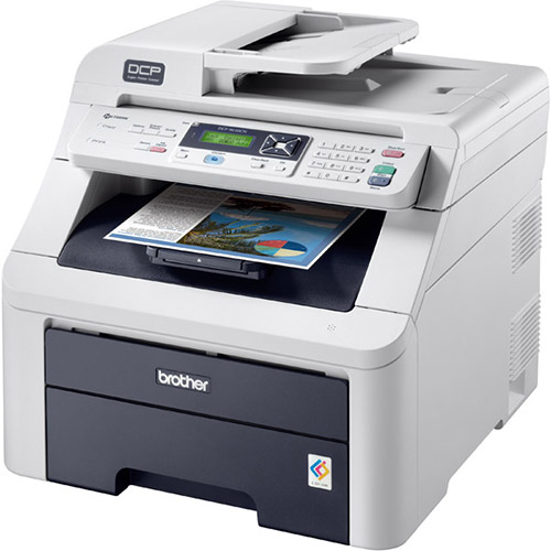 BROTHER DCP 9010CN PRINTER