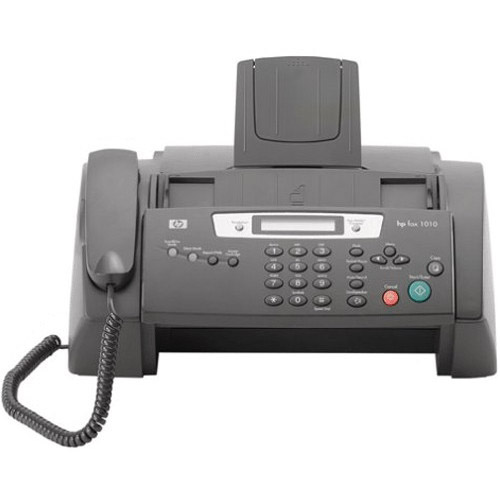 BROTHER FAX 1010 PRINTER