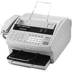 BROTHER INTELLIFAX 1650 PRINTER