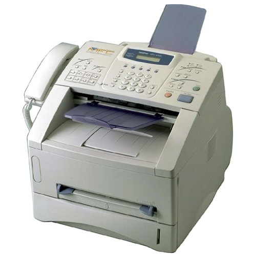BROTHER INTELLIFAX 8500 PRINTER
