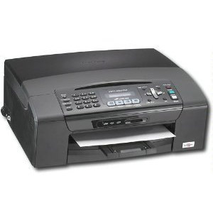 BROTHER MFC 255CW PRINTER