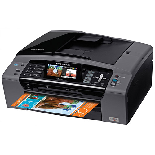 BROTHER MFC 495CW PRINTER