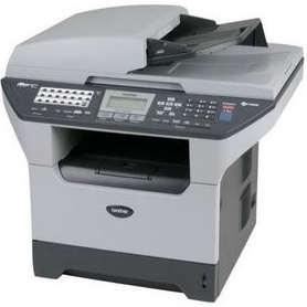 BROTHER MFC 8660DN PRINTER