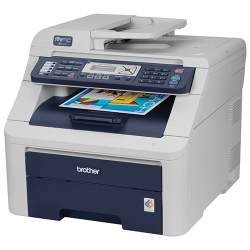 BROTHER MFC 9120CN PRINTER