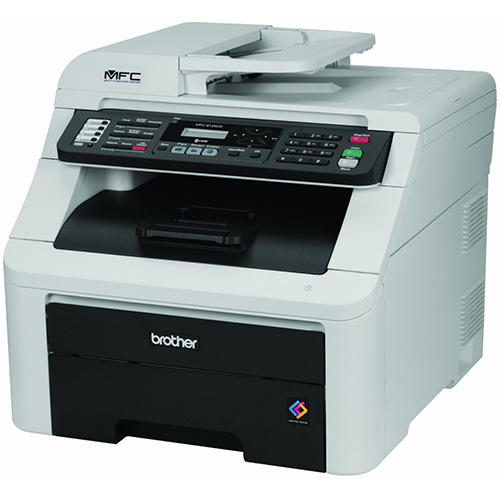 BROTHER MFC 9125CN PRINTER