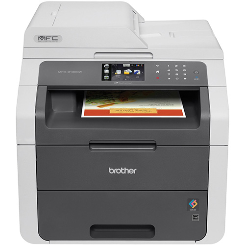 BROTHER MFC 9130CW PRINTER