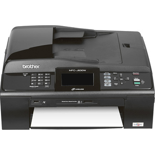 BROTHER MFC J630W PRINTER