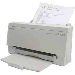CANON BJ 200EX PRINTER