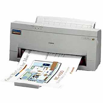 CANON BJC 4650 PRINTER