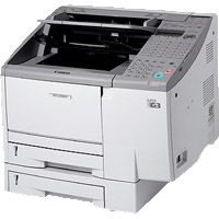 CANON FAX L2000 PRINTER