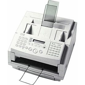 CANON FAX L300 PRINTER