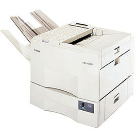 CANON FAX L900 PRINTER