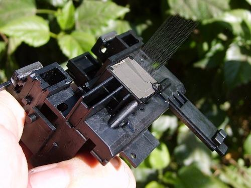 EPSON Piezoelectric InkJet Print Nozzle