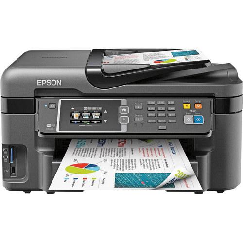 Epson WorkForce WF3520 printer