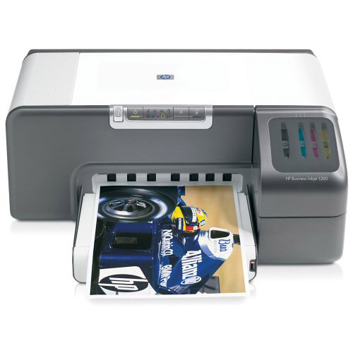 HP BUSINESS INKJET 1200DN PRINTER