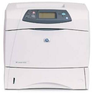 HP LASERJET 4250DTN PRINTER