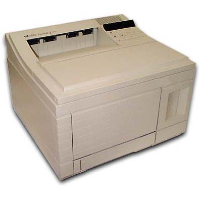 HP LASERJET 4MPLUS PRINTER
