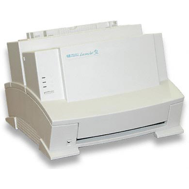 HP LASERJET 5LFS PRINTER