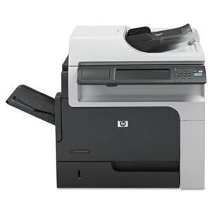 HP LASERJET M4555FSKM PRINTER