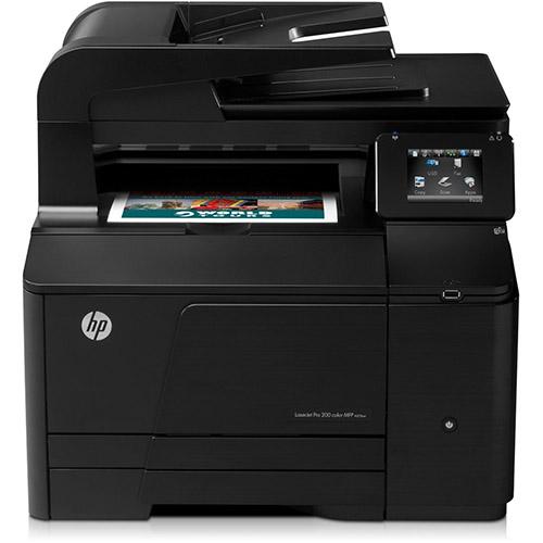 HP LASERJET PRO 200 COLOR M276NW PRINTER