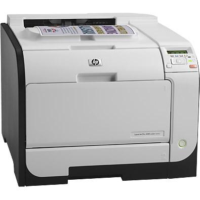 HP LASERJET PRO 400 COLOR M451NW PRINTER