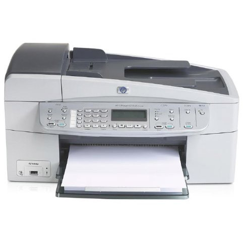 HP OFFICEJET 6210XI PRINTER