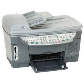 HP OFFICEJET 7130XI PRINTER