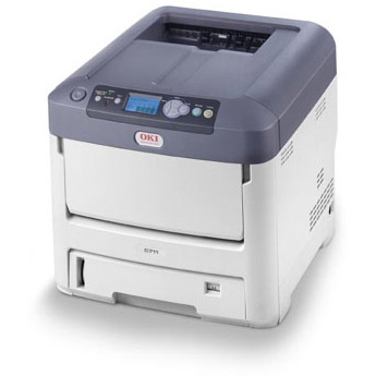 OKIDATA OKI C711N PRINTER