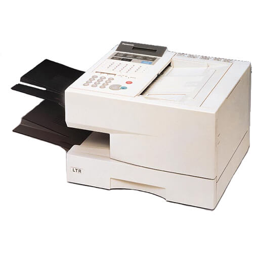 Panasonic PanaFax-UF885 printer
