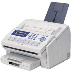 PANASONIC PANAFAX DX800 PRINTER