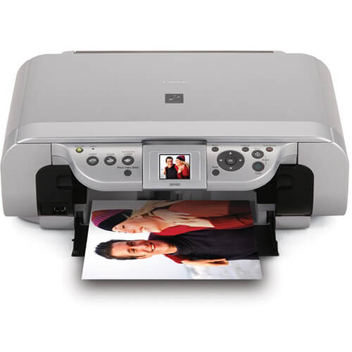 Canon PIXMA MP460 printer
