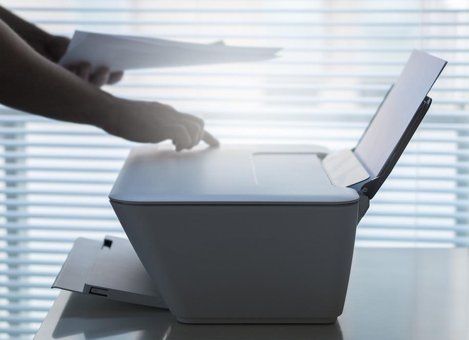 high-tech printer