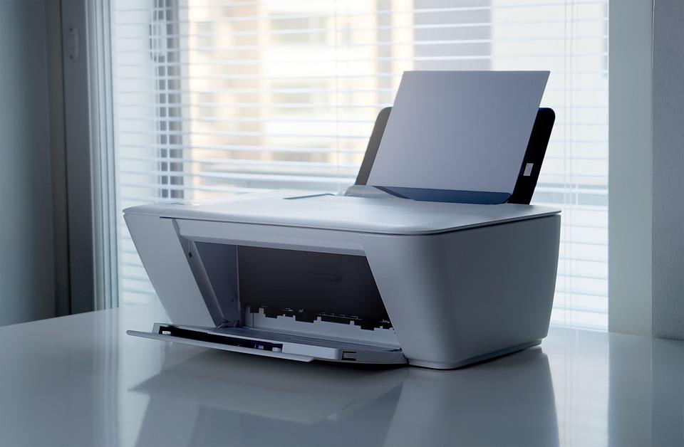 brand new inkjet printer