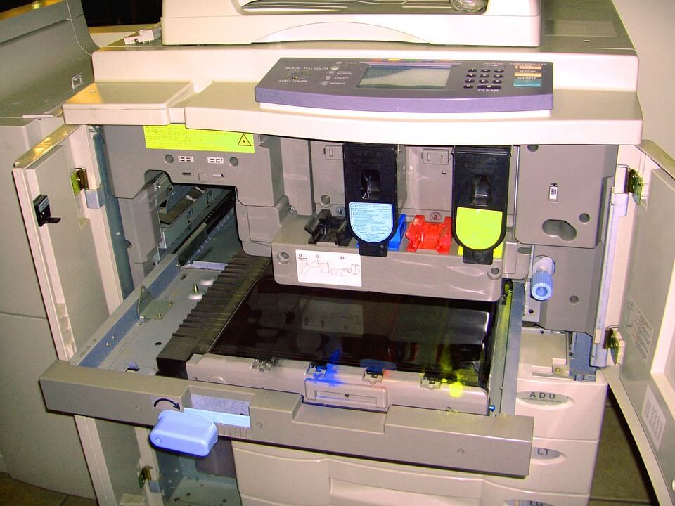 Ricoh Printer Paper Jam Problem