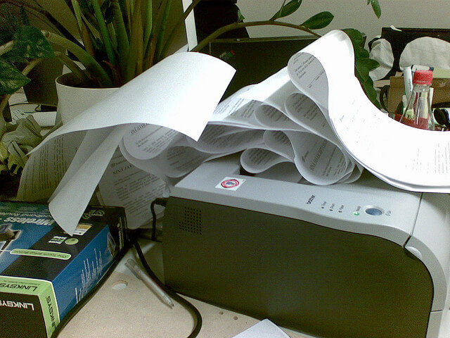 Four Signs That It's Time to Buy a New Printer - 1ink com