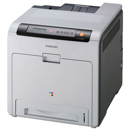SAMSUNG CLP 610ND PRINTER