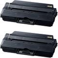 Samsung MLT-D115L Black 2-pack replacement