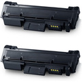 Samsung MLT-D116L Black 2-pack replacement
