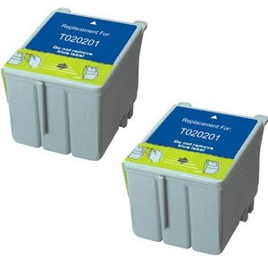 Epson T020201 Color 2-pack replacement