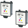 HP 14 - C5010DN Color 2-pack replacement
