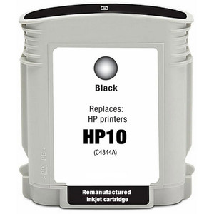 HP 10 - C4844A Black replacement