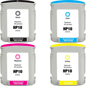 HP 10 Combo Pack replacement