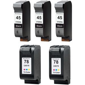 HP 45 - 78 Combo Pack replacement