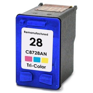 HP 28 - C8728AN Color replacement