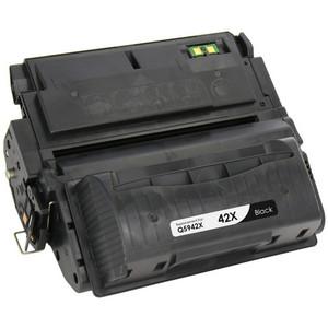 black toner cartridge for HP 42X (Q5942X)