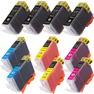 Canon BCi-3 Black - Bci-6 Color 10PK replacement