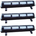 3 Pack - black toner cartridge for Panasonic KX-FA83