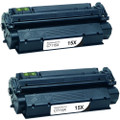 HP 15X - C7115X 2-pack replacement