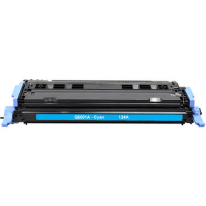 HP 124A - Q6001A Cyan replacement