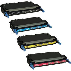 HP 501A - 502A Set replacement